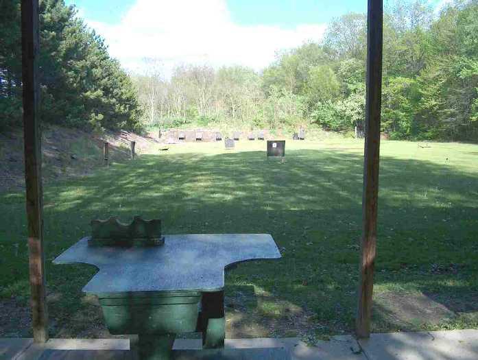 Outdoor Rifle Range